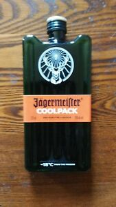 Jagermeister Collectible Limited COOLPACK Bottle.