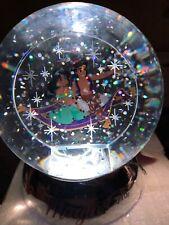 Disney agua hotel dazzler Aladdin Genie Lámpara de bola de nieve Alfombra Mágica Ride Dept 56