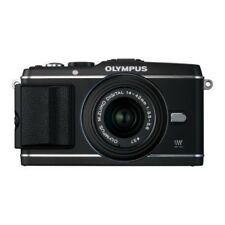 USED Olympus PEN E-P3 12.3MP Digital Camera - Black (Kit w/ 14-42mm Lens)