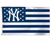 New York Yankees Banner 3x5 FT Flag Man Cave Gift Baseball World Series MLB