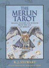 The Merlin Tarot: Images, Insights and Wisdom from the Age of Merlin