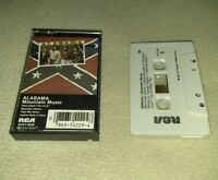 "ALABAMA ""MOUNTAIN MUSIC"" 1982 RCA RECORDS CASSETTE TAPE"