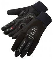 Nakamura Unisex Winter Fahrrad Handschuh WINDSHIELD schwarz