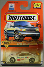Matchbox 1:64 Scale 1997 Motor Sports OPEL CALIBRA DTM WORLD CUP