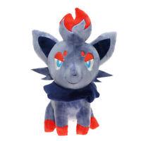 """Pokemon Center Zorua Plush Toy 14"""" Animal Stuffed Doll Figure Gifts"""