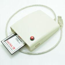 ATA PCMCIA Memory Card Reader Card 68PIN CardBus To USB Adapter Converter