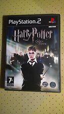Juego Sony PlayStation 2 PS2 Harry Potter Y La Orden Del Fenix EA WB PAL