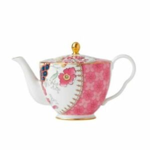 Wedgwood 12.5 oz Teapot Butterfly Bloom NEW IN THE BOX
