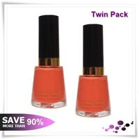 Revlon, Nail Enamel, Nail Polish, (Twin Pack),  #920 Make Mine Mango