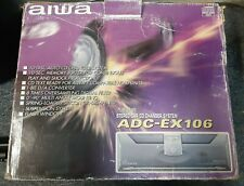 Aiwa Adc-Ex106 new old stock 10-disc changer