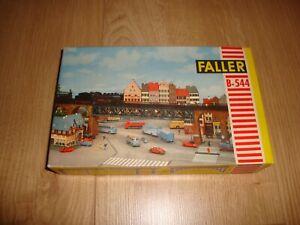 L191 Faller Model Kit B-544 - Model Bridge 1:87 H0