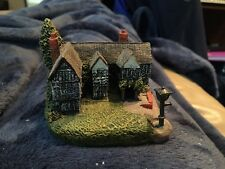 Manor House Figurine Made In England