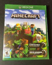 Minecraft [ Starter Pack ] (XBOX ONE) NEW