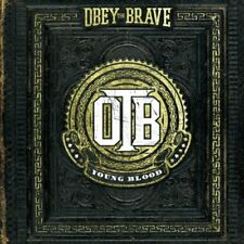 OBEY THE BRAVE - YOUNG BLOOD  CD NEW+
