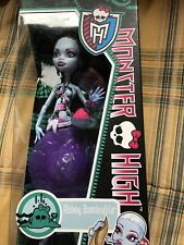 Monster High Isla Calavera Abby Bominable
