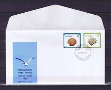 NEW ZEALAND 1979 Shells FDC