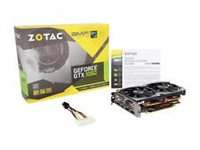 ZOTAC GeForce GTX 1060 AMP!, ZT-P10600B-10M, 6GB GDDR5 Super Compact Dual-Fan