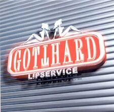 GOTTHARD - LIPSERVICE - CD SIGILLATO NUOVO 2008 ARGENTINA