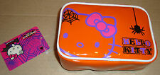 HELLO KITTY VIVID SPIDER PURSE BAG ORANGE  ORIGINAL JAPAN SEGA SU LICENZA SANRIO