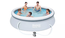 Bestway Quick Up Pool Set and Cover - 10ft - 3638 Litres