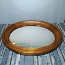 Tell City Chair Company Oval Mirror #48 Andover Item Number 3134