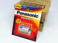 Panasonic CR123A CR17345 3V Li-ion Camera Battery Non-rechargeable Batteries