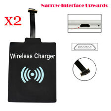2x For Smartphone Universal QI Wireless Charging Receiver Charger Module