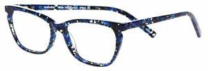 Eyebobs-2703 Miss Demeanor-10 Blue Multi +2.75