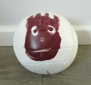 OFFICIAL WILSON FROM THE MOVIE CAST AWAY VOLLEYBALL MINI BALL NEW RARE EXCLUSIVE