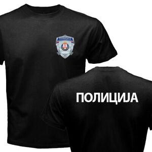 Serbian Police Department T-shirt