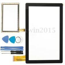 7'' Replacement Touch Screen Digitizer Glass + Tool For iRULU X7 AX741 PC Tablet