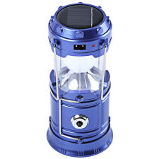 4 in 1 Solar Led Torch Solar Charging Lantern For Camping & Emergency Purpose