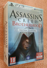 Assassin's Creed Brotherhood Edition Auditore PS3