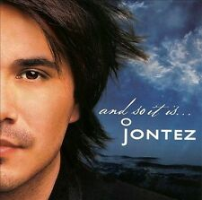 FREE US SHIP. on ANY 2 CDs! NEW CD Jontez: And So It Is
