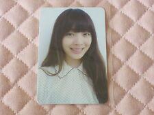 (ver. Sulli) Fx f(x) 2nd Mini Album Electric Shock Photocard K-POP