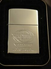 Rare 1997 Engraved Jordan Grand Prix Formula 1 Zippo Lighter