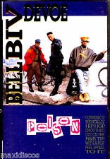 CAS - Bell Biv DeVoe - Poison  (R&B) EDIT. IN GERMANY 1990 MINT, STOCK STORE