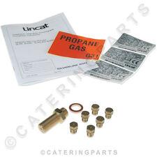 LINCAT CKP65 LPG GAS PROPANO KIT DE CONVERSIÓN SLR9 QUEMADOR & HORNO GAMA