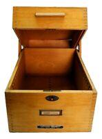 schedario da ufficio scrivania produzione antonio ferretti anni 30 vintage