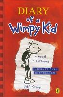 Diary of a Wimpy Kid (Book 1) by Jeff Kinney