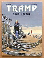BD TRAMP T.4 Pour HÉLÈNE - EO 1999 / Jusseaume TBE