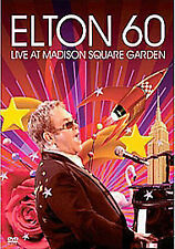 Elton John 60 - Live From Madison Square Garden (Special 2 DVD Box Set)