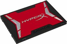 KINGSTON HYPERX SAVAGE SSD 520MB/s 480GB 480G SOLID STATE DRIVE NEW st
