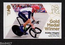 2012 SG 3343 1st GB Olympic Gold Medal Winners Bradley Wiggins - Cycling