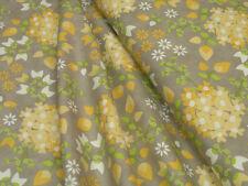 Baumwoll Stoff Moda Sundrops 29010 14 Floral Bouquet Tan Quilt Stoff • 0,5m