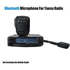 Bluetooth Wireless Microphone For Yaesu FT-8900R FT-8800 FT-7800R FT-1900 Radio
