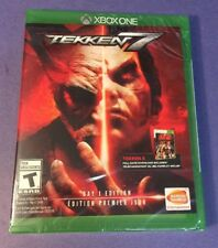 Tekken 7 [ DAY ONE Edition ] (XBOX ONE) NEW