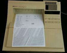 HP LaserJet 4 Plus Workgroup Laser Printer Tested Working Hewlett Packard C2037A