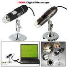 NEW USB 8 LED 2.0 2MP 1000X Magnifier Digital  Microscope Endoscope Zoom Camera