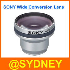 New Sony VCL-HG0725 25mm 0.7x High Resolution Wide Angle Conversion Lens